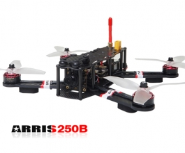 ARRIS X-Speed 250B V3.0 FPV レース用ドローン ARF