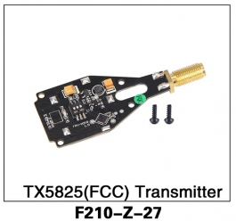 Walkera F210 MTX5825(FCC) 送信機